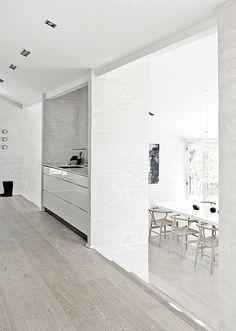 Los interiores minimalistas de 2010 (y II) | Interiores Minimalistas