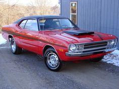 1972 Dodge Dart Demon