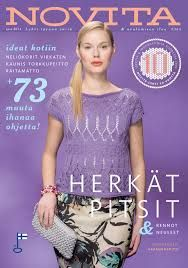 Nordic Yarns and Design since 1928 Magazines, Knitting, Hot, T Shirt, Cover, Google, Girls, Design, Fashion