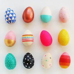 Hollow Wooden Egg | BLANK supplies & inspiration