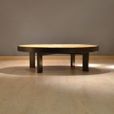 Located using retrostart.com > Coffee Table by Roger Capron for Vallauris