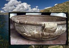 The Fuente Magna is a very controversial artifact that is sometimes referred to as America's Rosetta Stone.