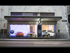 NRMA Insurance - Crashed Car Showroom - Teaser - YouTube