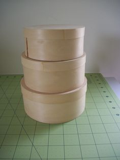 stacking boxes for decoration | ... Stacking Nesting Round Boxes Gift Boxes Decor Boxes Decoupage Paint