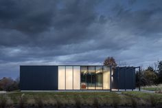Gallery of Hudson Valley Guest House / Janson Goldstein - 1