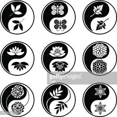yin yang lotus - Google Search