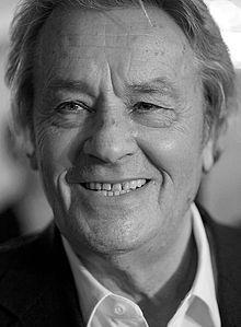 Alain Delon in 2011