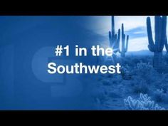 Just The Facts We Are #1 in the Southwest 2015