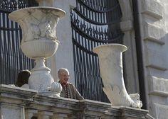 Queen Margrethe of Denmark Visits Rome
