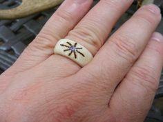 antler ring crafts