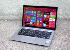 Laptop Week Review: The Toshiba Kirabook