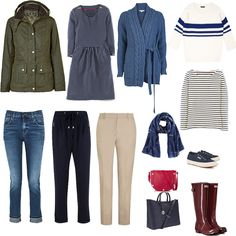 Mini Capsule Wardrobe - Autumn Casual Buys You Can Wear Now and Later