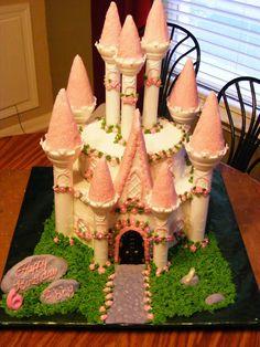 PattiCakes!: Princess Castle Cake