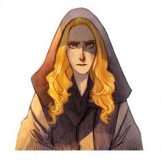 melkorwashere... I looove her version of Sauron!