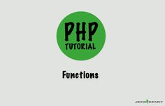 Functions contain a set of statements which are execute only after the function call. Function is called using the name of that function. PHP User defined functions Functions are basically used to …