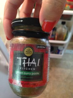 Thai curry - HF