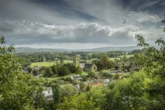 View over Montgomery by Nigel Lomas on 500px