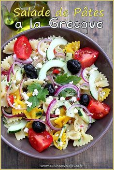 Healthy Eating Tips, Healthy Salad Recipes, Detox Recipes, Healthy Snacks, Super Dieta, Pasta Sauce, Batch Cooking, How To Make Salad, Quick Easy Meals