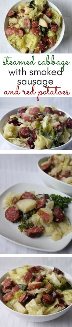 This cabbage recipe is seriously delicious. The sausage brings the recipe to a…
