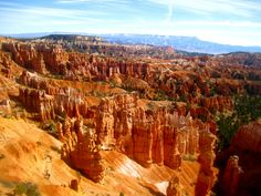 Bryce Canyon - my second home