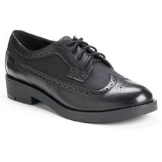 Chaps Ingrid Wingtip Oxford Shoes - because I'm obsessed with men's inspired shoes.