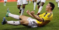 Colombia vs Canadá - gol James Rodríguez