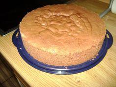 Rezept: Bisquitboden hoch - Biskuit - Bisquit - Tortenboden hell oder dunkel - wie vom Bäcker