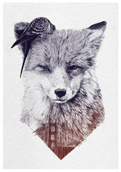 fox bridge