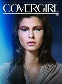0badffb4bec Covergirl is celebrating the release of the new Star Wars film by releasing  six looks that are inspired by the franchise. Each look, designed by  Covergirl's ...