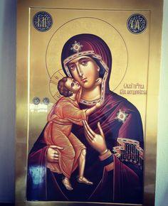 Образ Пресвятой Богородицы Фёдоровская