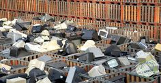 Electronic Recycling, Electronic Devices, Opera House, Electronics, Building, Buildings, Construction, Consumer Electronics, Opera