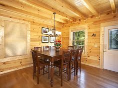 Cabin rentals near Pigeon Forge at http://www.encompassvacations.com