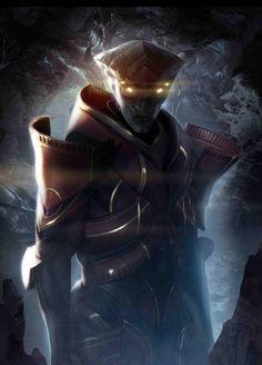 Mass Effect Prothean Lithograph Mass Effect Characters, Mass Effect Games, Mass Effect Art, 3 Characters, Science Fiction, Mass Effect Universe, Commander Shepard, After Life, Dragon Age