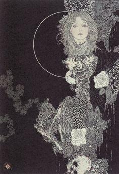 sakrogoat:  Takato Yamamoto - Night