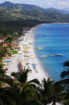 Mabua Pebble Beach, Surigao City, Philippines - beaches