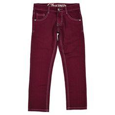 METOO jeansowe spodnie CHAMP BAM kol.Caberne