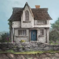 Shell Cottage is the home of Bill Weasley and Fleur Delacour, after their marriage in the summer...