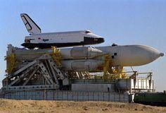 Buran, Russian Space Shuttle