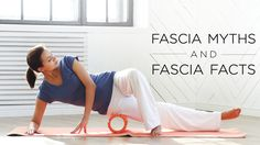 """Fascia Myths and Fascia Facts: One lesser known fact about fascia is that its collagen fibers are literally as strong as steel. To actually """"break them up"""" would require so much force application that one's body would sustain serious injury—this is not so Massage Tips, Massage Benefits, Massage Techniques, What Is Fascia, Fascia Stretching, Stretching Exercises, Fitness Exercises, Fascia Blasting, Message Therapy"""