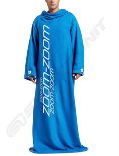 Would you wear a #Mazda body blanket?