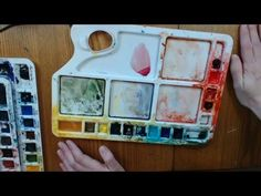 5 Ways to Fix Mistakes in Watercolor plus a Jean Haines Workshop review