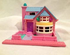 Polly Pocket Light-Up House | 55 Toys And Games That Will Make '90s Girls Super Nostalgic