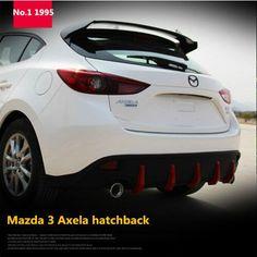 Voor Mazda 3 Axela hatchback 2013 2017 Achter Spoiler, Trunk Boot Vleugels Spoilers Koolstofvezel in Voor Mazda 3 Axela hatchback 2013-2017 Achter Spoiler, Trunk Boot Vleugels Spoilers Koolstofvezel van spoilers en vleugels op AliExpress.com | Alibaba Groep Mazda 3 Accessories, Mazda 3 Hatchback, Car Tuning, Carbon Fiber, Trunks, Wings, Vehicles, Zoom Zoom, Colorado
