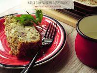 Trzeci Talerz: KUCHNIA PODKARPACKA - alfabetyczny spis przepisów Polish Recipes, Polish Food, Meatloaf, Lasagna, Beef, Ethnic Recipes, Meat, Polish Food Recipes, Lasagne