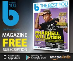 The Best You Magazine http://thebestyoumagazine.co Pharell Wiliams