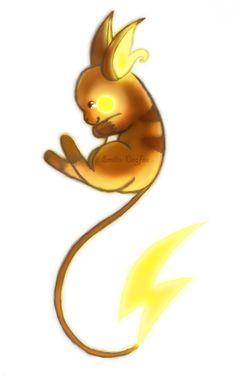 Pokemon- raichu