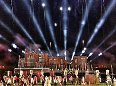#kynren The story of us  largest show since the Olympics and based in our great…
