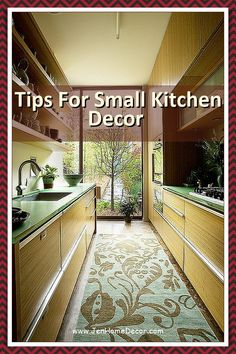 Use these tips and ideas to decorate a small kitchen with big style. Learn how to decorate above kitchen cabinets, add DIY style and use paint to makeover your kitchen. Decorating Above Kitchen Cabinets, Kitchen Decor, Design Your Kitchen, Modern Spaces, Home Improvement Projects, Country Kitchen, Paint, Big, Ideas