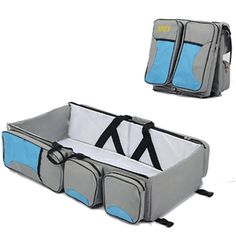 Baby bed nursery #diaper #changing crib nappy bag fold #infant travel cradle,  View more on the LINK: 	http://www.zeppy.io/product/gb/2/152308151969/
