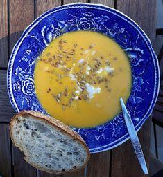 Biscotista pottuvoihin: Porkkanasosekeitto Biscotti, Dairy, Eggs, Cheese, Breakfast, Food, Morning Coffee, Eten, Egg